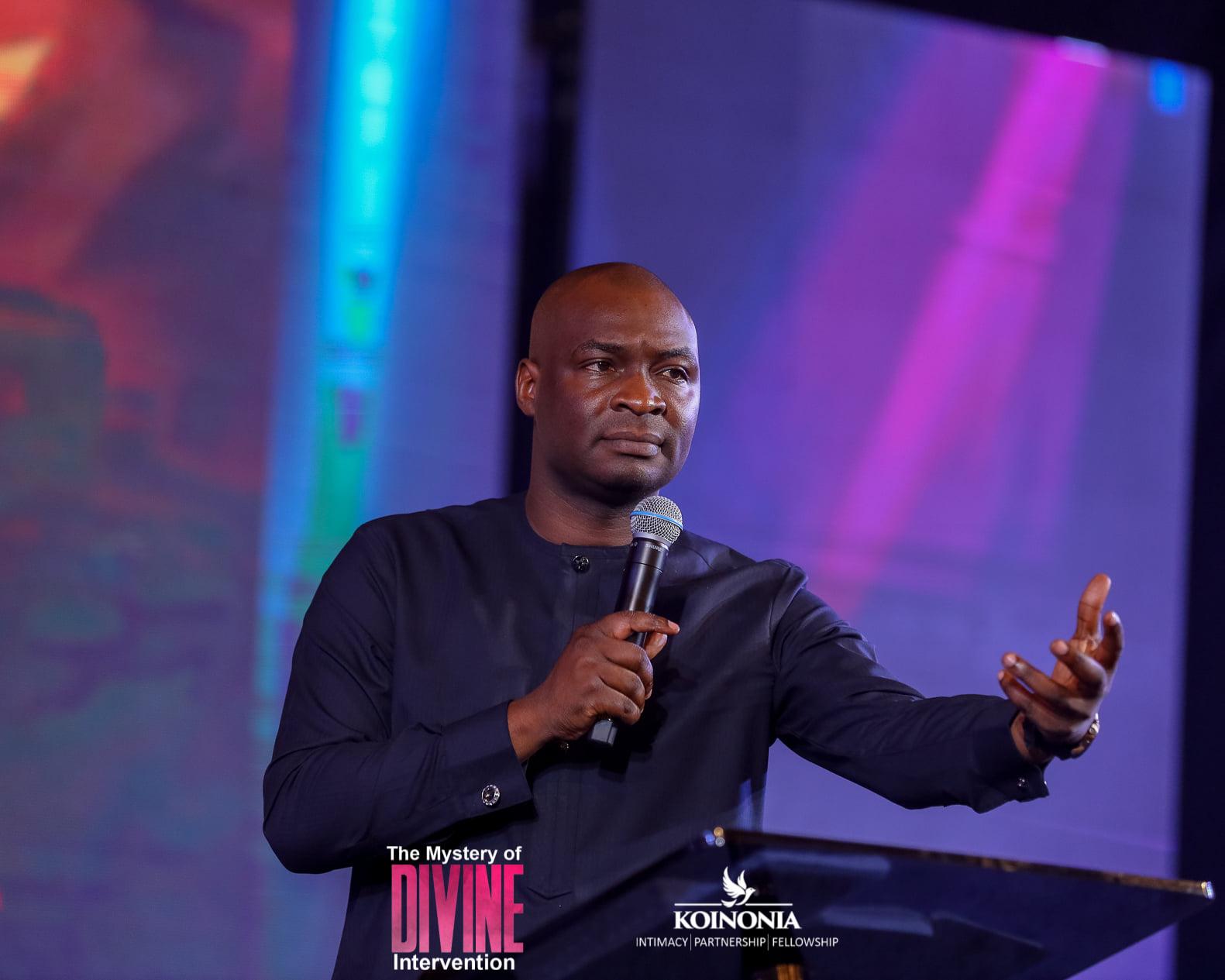 Download The Mystery of Divine Intervention Koinonia Abuja Sermon with Apostle Joshua Selman